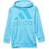 adidas Girls' Big Kid Tunic FLC Hooded Pllovr