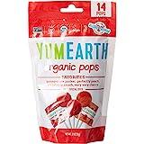 Yum Earth Organic Assorted Fruit Pops 85g