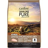 Canidae 3511 Grain Free Pure Elements Cat Dry Formula With Fresh Chicken, 5 Lbs