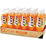 100 Plus Isotonic Drink Tangerine Flavour Pet, 500ml (Pack of 24)