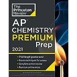 Princeton Review AP Chemistry Premium Prep, 2021: 7 Practice Tests + Complete Content Review + Strategies & Techniques