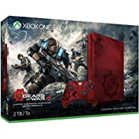 Xbox One S 2TB Console - Gears of War 4 Limited Edition Bund…