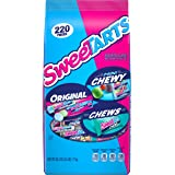 SweeTARTS Original, Mini Chewy, & Chews Variety Pack, 62.2 Ounce, 220 Count