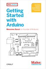 Getting Started with Arduino (Make: Projects) (English Edition) Kindle版