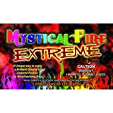Mystical Fire Flame Colorant Vibrant Long-Lasting Pulsating Flame Color Changer for Indoor or Outdoor Use, Extreme Mystical F