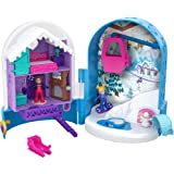 Polly Pocket FRY37 Big Pocket World, Snow Globe