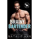 Brainy Bartender: A Hero Club Novel