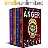Mystery Thriller Series Books: 4 Suspenseful Crime Fiction Novels Featuring Detective Virgil Jones