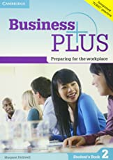 Business Plus Level 2 Student's Book: Preparing for the Workplace