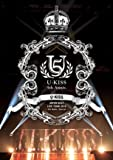 U-KISS JAPAN BEST LIVE TOUR 2016~5th Anniversary Special~(スマプラ対応) [DVD]