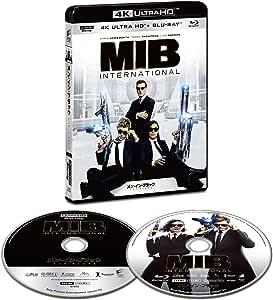 メン・イン・ブラック:インターナショナル 4K ULTRA HD & ブルーレイセット [4K ULTRA HD + Blu-ray]