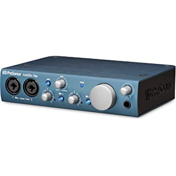 PreSonus オーディオインターフェイス AudioBox iTwo [Studio One Artist 付属]