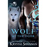 Wolf At The Door: Soulmate Shifters World (Soulmate Shifters in Mystery, Alaska Book 5)