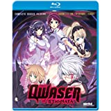 Qwaser of Stigmata: Complete Collection [Blu-ray] [Import]