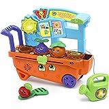 リープフロッグ ベジー ガーデン ウォーター&カウント 子供 知育 英語 おもちゃ