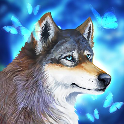 amazon co jp magic wolf real fantasy animal simulator android