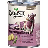 Purina Beyond Grain Free Beef, Potato & Green Bean Recipe Ground Entree Adult Wet Dog Food - (12) 13 oz. Cans (Packaging May