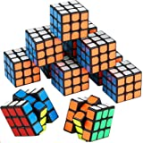 Mini Cube, Puzzle Party Toy(18 Pack), Eco-Friendly Material with Vivid Colors,Party Favor School Supplies Puzzle Game Set for