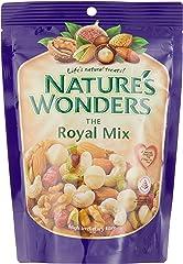 Nature's Wonder The Royal Mix, 220g