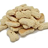 Treat Hunters - Cheese and Bacon Biscuit Treats | Gluten-Free and Lactose-Free | Bone Shaped | Easy to Feed and Break | Size