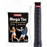 Tourna Mega Tac Extra Tacky Overgrip, 10-Pack