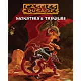 Impressions Castles and Crusades RPG Monsters and Treasures Complete Hardback Supplement Book