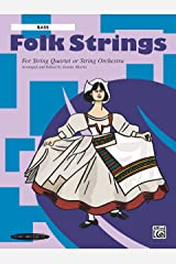 Folk Strings : For String Quartet or String Orchestra Kindle Edition