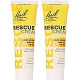 Bach Flower Essences Rescue Remedy Cream, 30 Gram, 2 Count