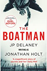 The Boatman: A conspiracy thriller set in Venice from the author of The Girl Before (The Carnivia Trilogy Book 1) Kindle Edition