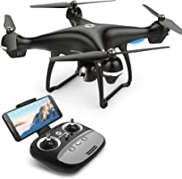 Holy Stone 无人机 GPS 功能广角高清摄像头带 フォローミーモード FPV 实时国内认证 HS100