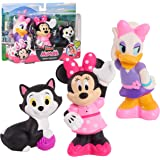 Minnie Mouse Minnie Mouse 3-Pack Water Squirters (Amazon Exclusive) Bath Toy