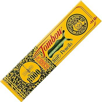 トンボ鉛筆 鉛筆 8900 HB 1ダース 8900-HB