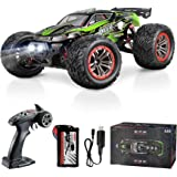 Hosim Large Size 1:12 Scale High Speed 46km+/h 4WD 2.4Ghz Remote Control Truck 9156, Radio Controlled Off-Road RC Car Electro