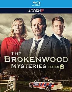 The Brokenwood Mysteries: Series 6 [Blu-ray]