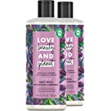 Love Beauty And Planet Body Wash Argan Oil & Lavender Body Wash 16 Ounce (2 Count)