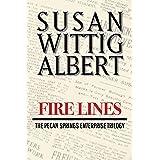 Firelines: A Novella (The Pecan Springs Enterprise Trilogy Book 3)