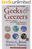Geeks and Geezers (English Edition)