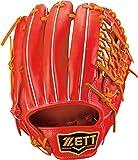 ZETT(ゼット) 硬式野球 グラブ (グローブ) プロステイタス セカンド ショート用 右投げ用 サイズ:3 日本製 BPROG360