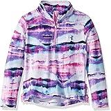 Under Armour Girls 1/4 Zip Long Sleeve Shirt Long Sleeve Shirt