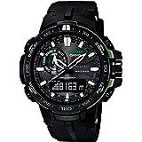 [カシオ] 腕時計 プロトレック トリプルセンサー Ver.3 PRW-6000Y-1AJF ブラック
