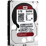 WD HDD 内蔵ハードディスク 3.5インチ 3TB WD Red Pro WD3001FFSX SATA3.0 7200rpm 64MB 5年保証