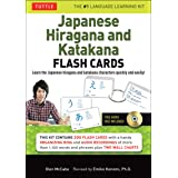 Japanese Hiragana and Katakana Flash Cards Kit: Learn the Two Japanese Alphabets Quickly & Easily with this Japanese Flash Ca