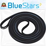 Ultra Durable 341241 Dryer Drum Belt Replacement Part by KOKOBE - Exact Fit for Whirlpool Kenmore Dryer - Replaces 2600034124