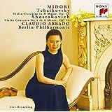 チャイコフスキー:ヴァイオリン協奏曲&ショスタコーヴィチ:ヴァイオリン協奏曲第1番