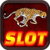 Big King Cheetah Chase Slot - Africa Safari Free Vegas Casino Poker Machine Game