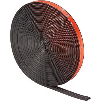 エーモン 静音計画 風切り音防止テープ リアハッチ用 約5m 2649
