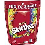 Skittles Skittles Fruits Share Bag 200g, 200 g
