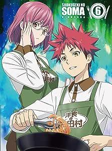 食戟のソーマ 弐ノ皿 6 <初回仕様版>Blu-ray