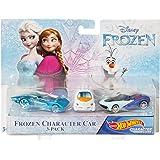 Mattel - Hot Wheels - Frozen Bundle (Disney)