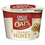 UNCLE TOBYS Oats Quick Cups Creamy Honey, 50g